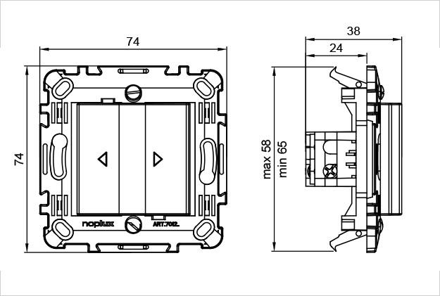 shutter switch 1